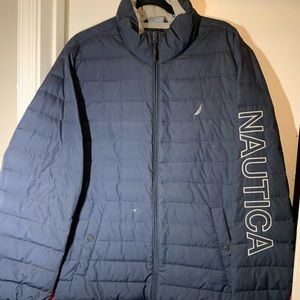 Nautica puff coat